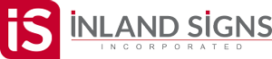 Inland Signs Inc. Logo