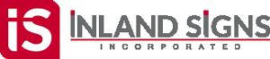 Inland Signs Inc. Logo
