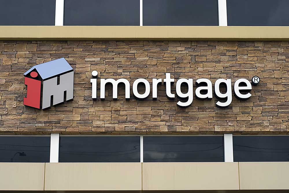 iMortgage Channel Letter Signs